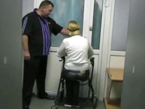 Голая Юлия Тимошенко (Засветы)