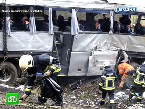 Суровикинский автобус попал в аварию