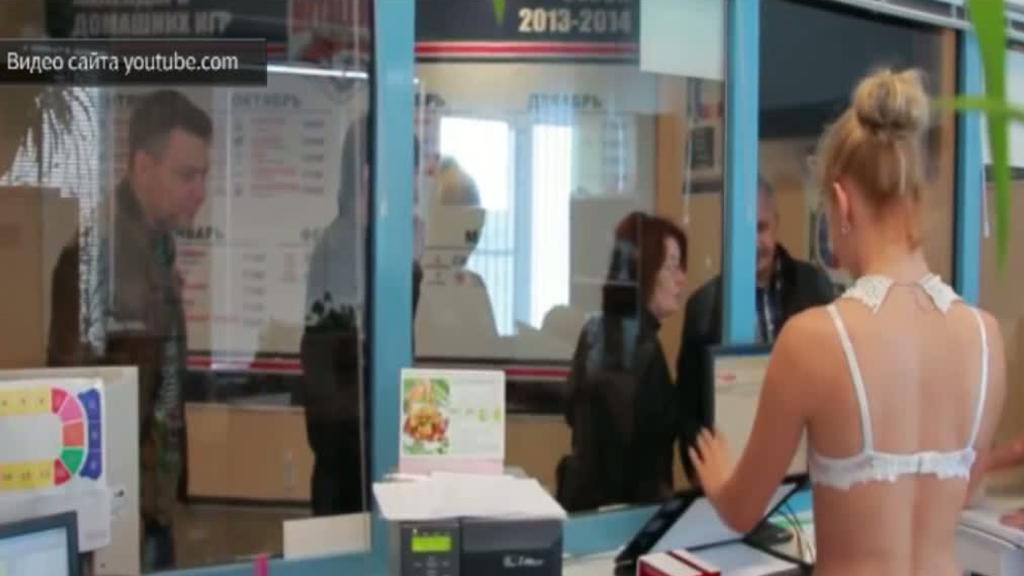 Видео прием девушки на работу работа набережные челны модель