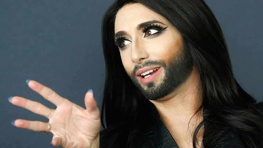 Транссексуал на евровидение
