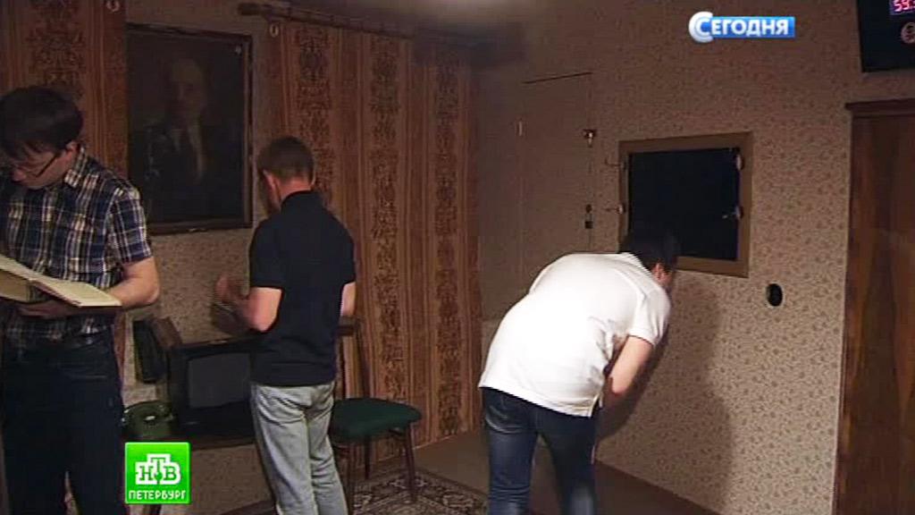 Сексуальные приключения иностранца в петербурге