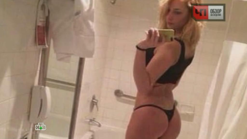 Девушек позорные интимные фото знаменитостей получила