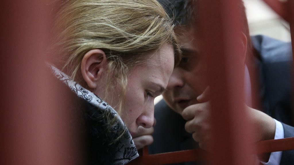 У обвиняемой по делу об авиакатастрофе Светланы Кривсун случился выкидыш