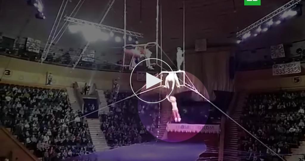 Видео порно в цирке с гимнасткой на пляже, ебля волосатые кремпай