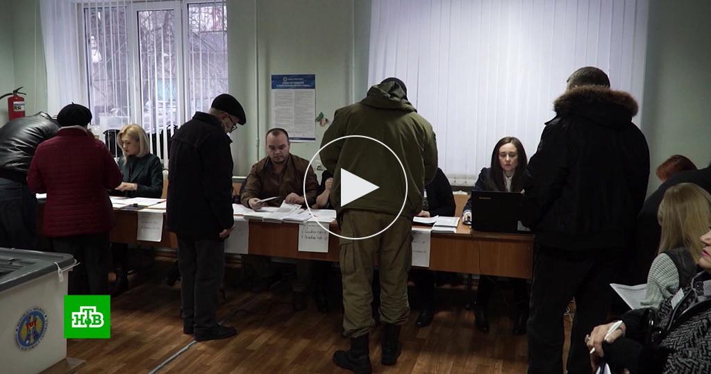 На выборах в Молдавии после обработки 95 протоколов лидируют социалисты