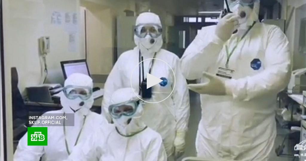 Врачебный долг: как живут борющиеся с коронавирусом медики
