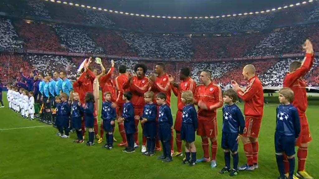 Арсенал бавария нтв футбол