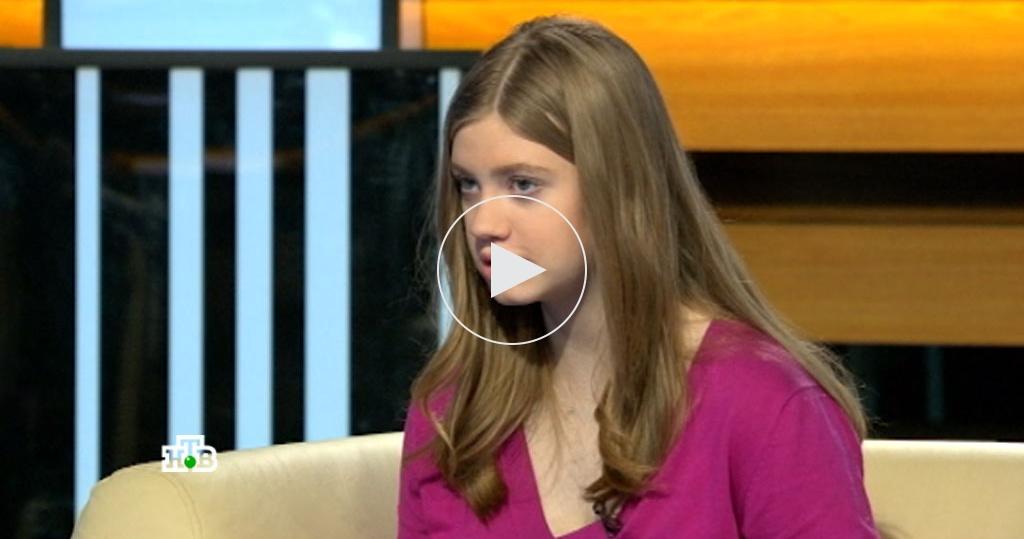 12 летная девочка на сексе видео
