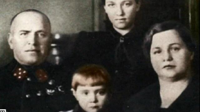 Жуков Георгий Констанинович  биография личная жизнь
